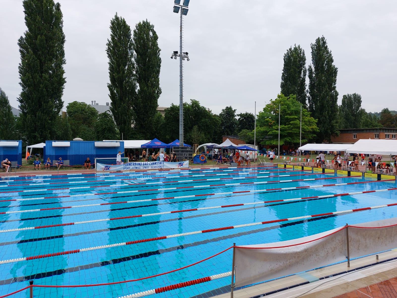 45. Internationales Stuttgarter Schwimmfest