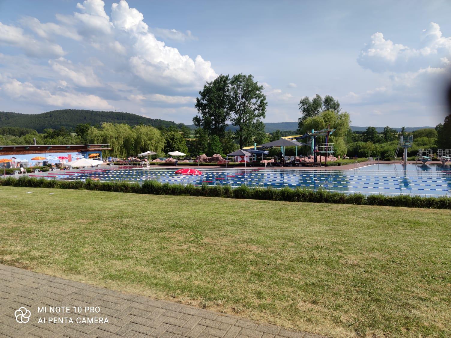 Gelnhausen: 17. Friedhelm Rudolf Gedächtnisschwimmen